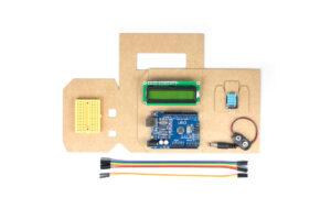 estación meteo componentes inputmakers