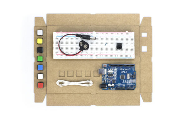 Little Piano InputMakers componentes