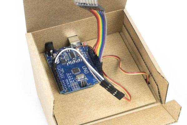 caja fuerte InputMakers Arduino