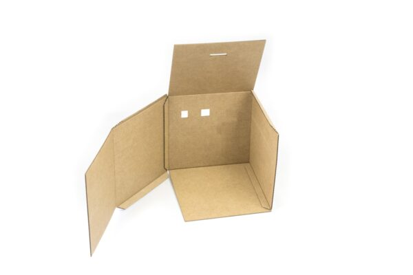 montaje caja fuerte