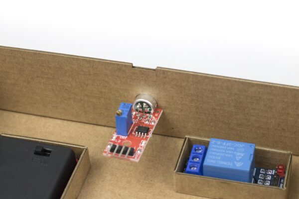 detalle lámpara InputMakers