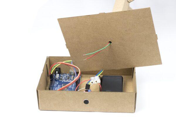 conexiones lámpara inputmakers