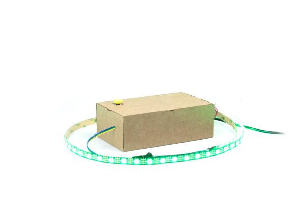 control de tira led robótica