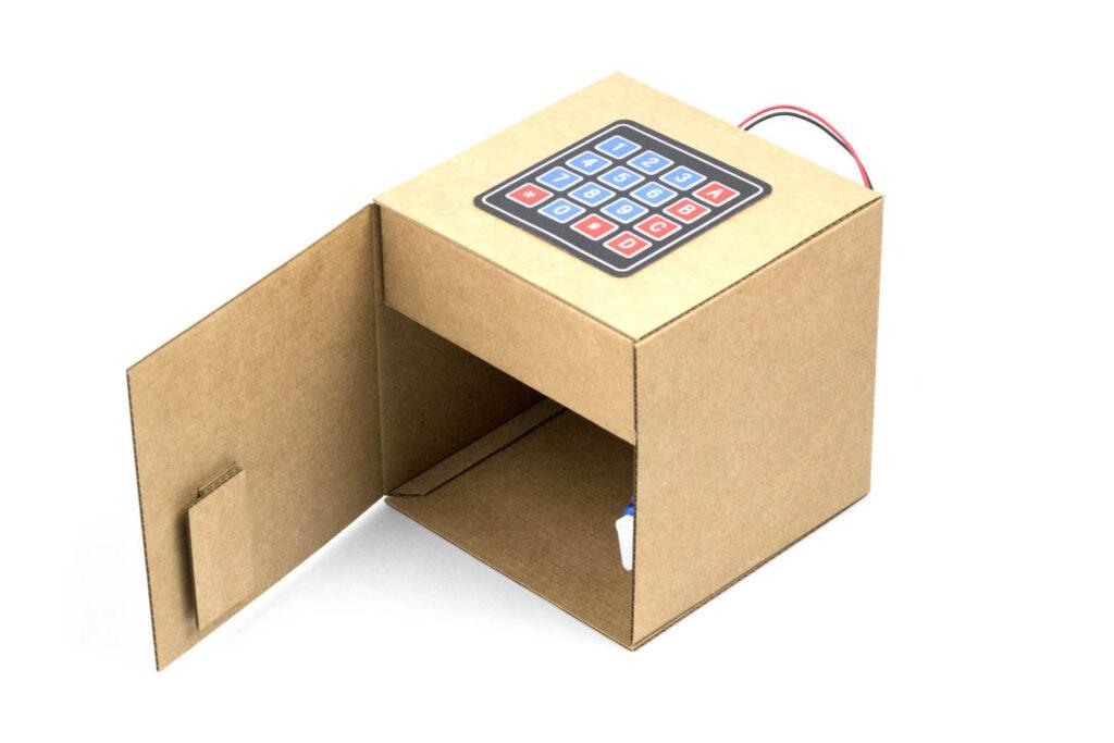 programar un teclado matricial