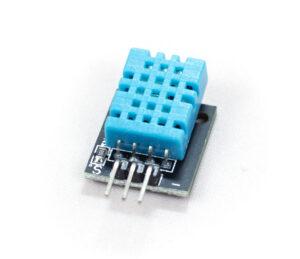 sensor dht11 temperatura humitat