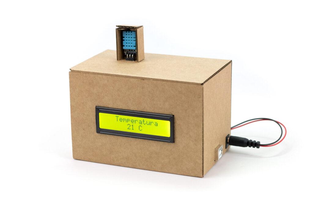 Estació meteorològica InputMakers