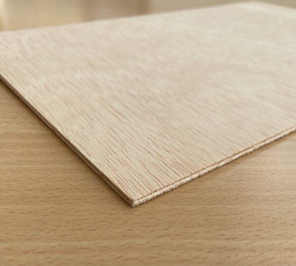 Chapa madera 3 mm