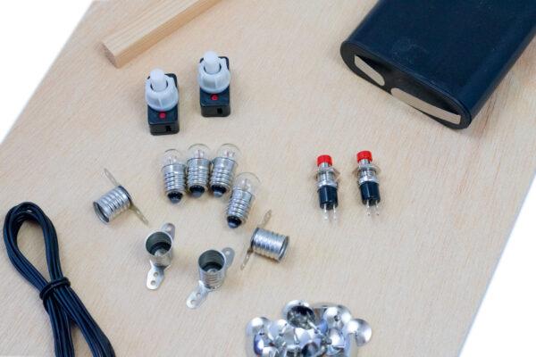 kit de electricidad